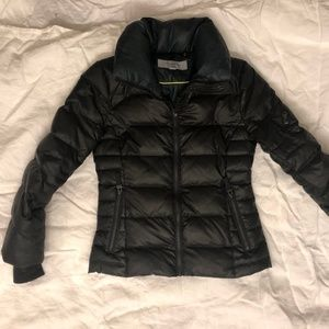 Black Marc New York with Dark Green Lining